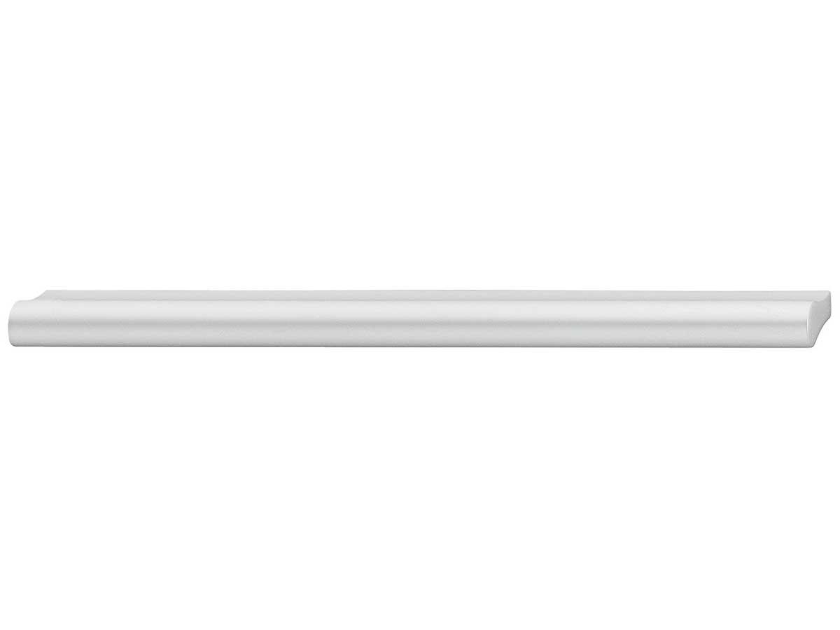Tirador De Aluminio Color Plata Hafele 32mm Lo Grasso Herrajes # Tiradores Para Muebles Hafele